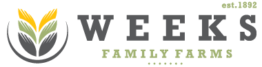 Weeks Family Farms Logo